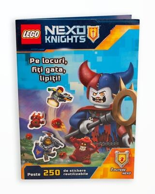 LEGO NEXO KNIGHTS - PE LOCURI