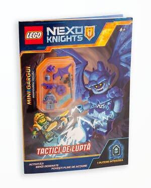 LEGO NEXO KNIGHTS - TACTICI DE LUPTA