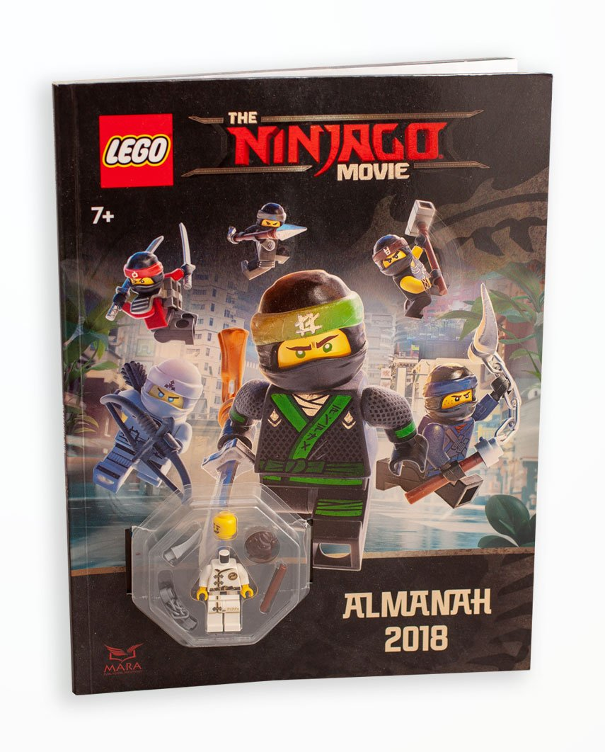 LEGO NINJAGO - ALMANAH 2018