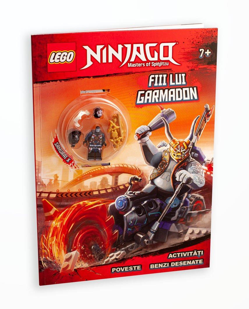 LEGO NINJAGO - FIII LUI GARMADON