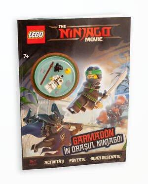 LEGO NINJAGO - GARMADON IN ORASUL NINJAGO