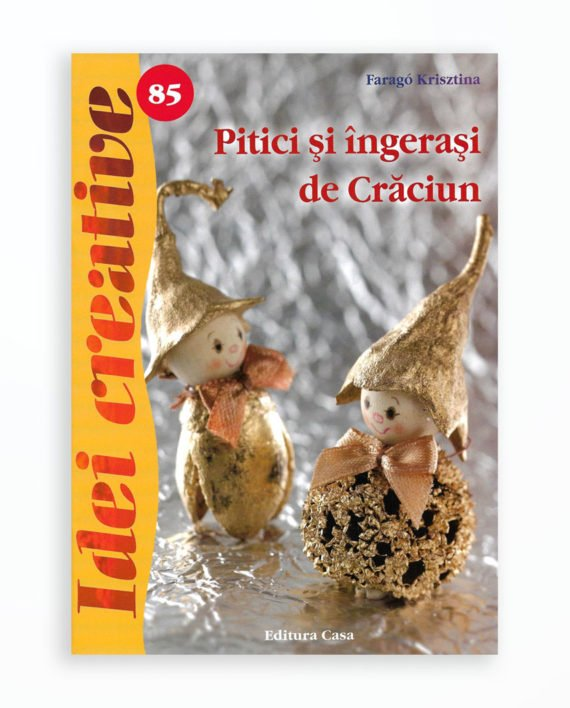 PITICI SI INGERASI DE CRACIUN - IDEI CREATIVE 85