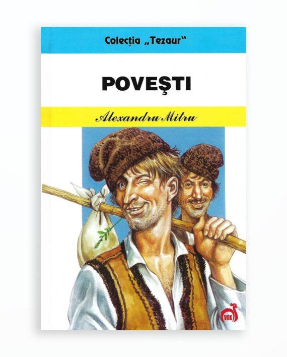 POVESTI - ALEXANDRU MITRU
