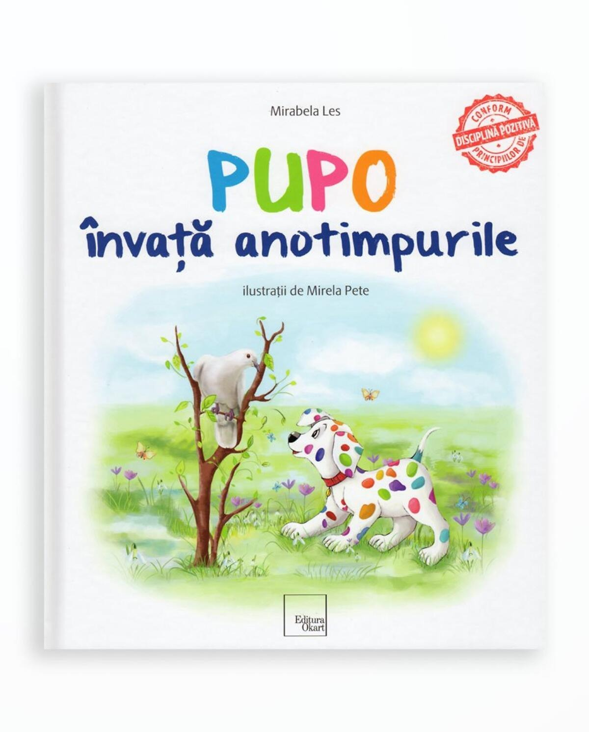 PUPO INVATA ANOTIMPURILE