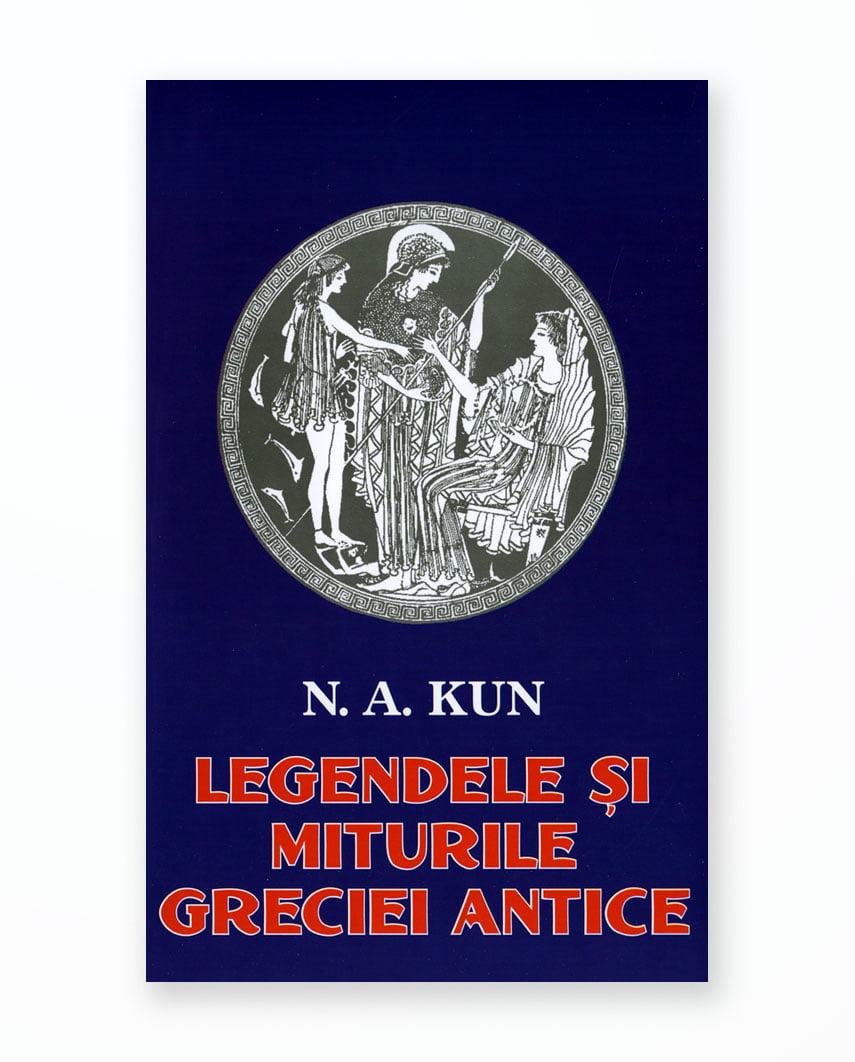 LEGENDELE SI MITURILE GRECIEI ANTICE 2019