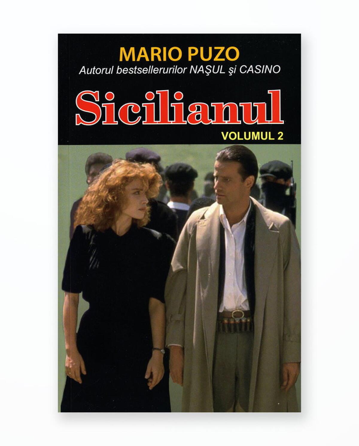 SICILIANUL - Volumul 2