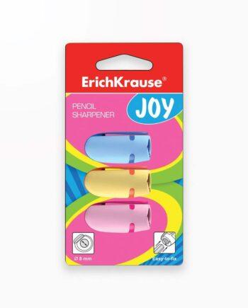 ASCUTITOARE PLASTIC JOY - 3 per blister