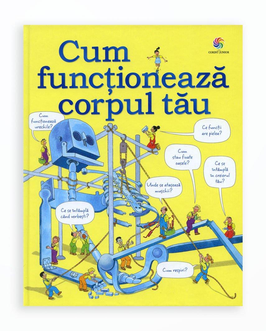 CUM FUNCTIONEAZA CORPUL TAU