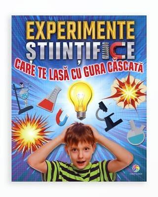 EXPERIMENTE STIINTIFICE CARE TE LASA CU GURA CASCATA