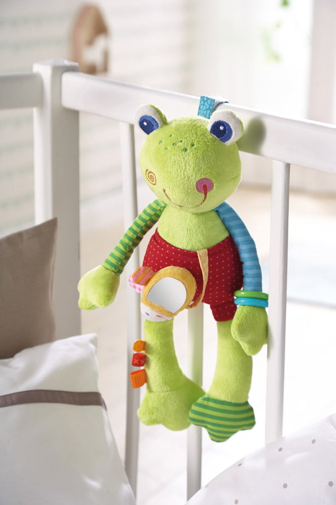 Play figure Rainbow frog