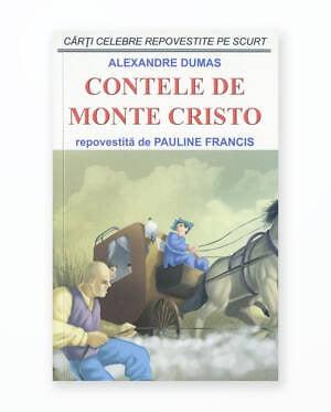CONTELE DE MONTE CRISTO - REPOVESTITA PE SCURT