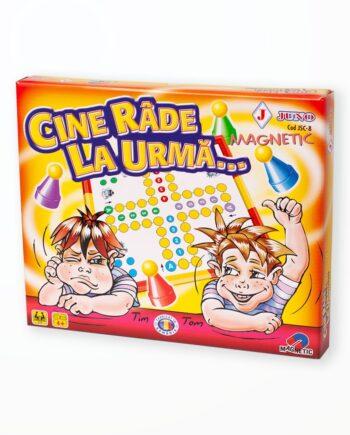 CINE RADE LA URMA