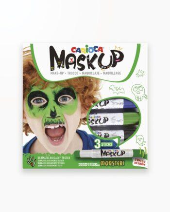 Carioca Mask-Up Monster