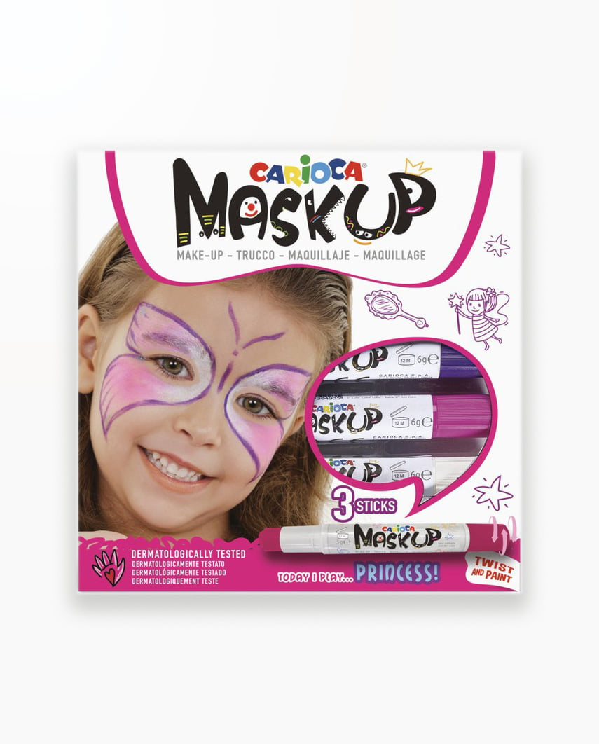 Carioca Mask-Up Princess