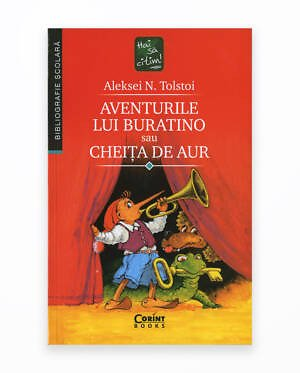 Aventurile Lui Buratino Sau Cheita De Aur - Ed. 2020