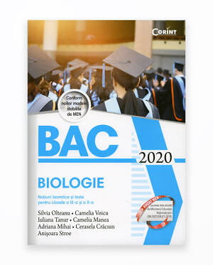 Bac 2020 Biologie Cls. IX-X
