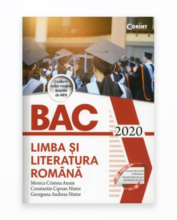 Bac 2020 Limba Si Literatura Romana