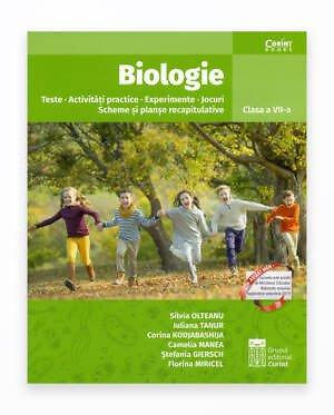 Biologie Cls. A VII-A. Teste