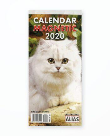 Calendar Magnetic Pisici - 2020