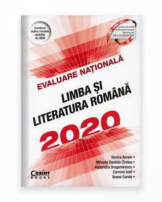 Evaluare Nationala 2020 Limba Si Literatura Romana