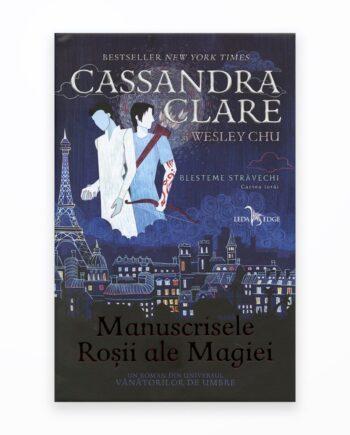 Manuscrisele Rosii Ale Magiei - Blesteme Stravechi Vol. 1
