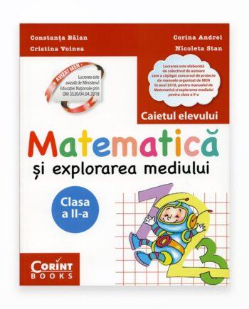 Caiet Elev Cls. A II-A Matematica Si Explorarea Mediului