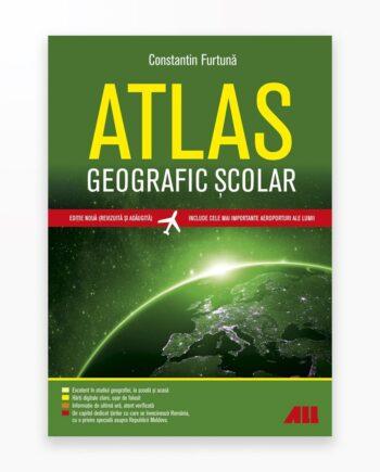 Atlas Geografic Scolar - Editia 5