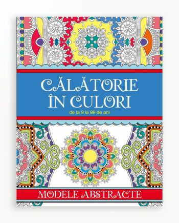 Modele Abstracte - Calatorie In Culori