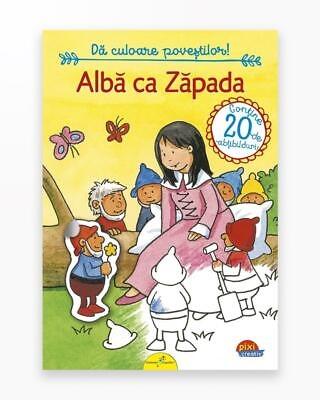 Alba Ca Zapada - Pixi Autocolant