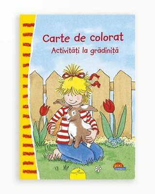 Activitati La Gradinita - Carte De Colorat