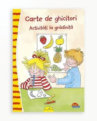 Activitati La Gradinita - Carte De Ghicitori