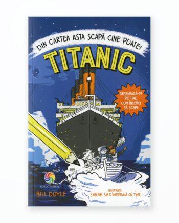 Titanic - Din Cartea Asta Scapa Cine Poate!