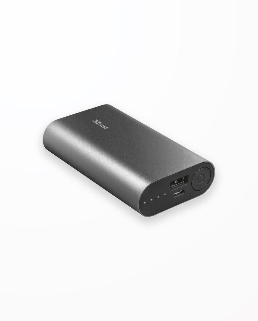 Baterie Externa Trust Luco Metal Powerbank 5000