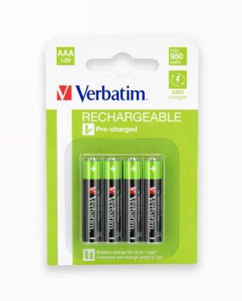 Acumulatori Verbatim Aaa/R3