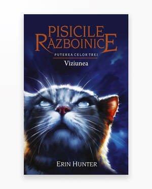 Viziunea - Puterea Celor Trei. Pisicile Razboinice Vol. 13