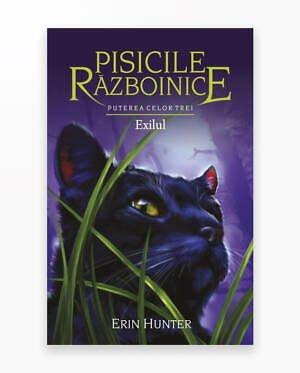 Exilul - Puterea Celor Trei. Pisicile Razboinice Vol. 15
