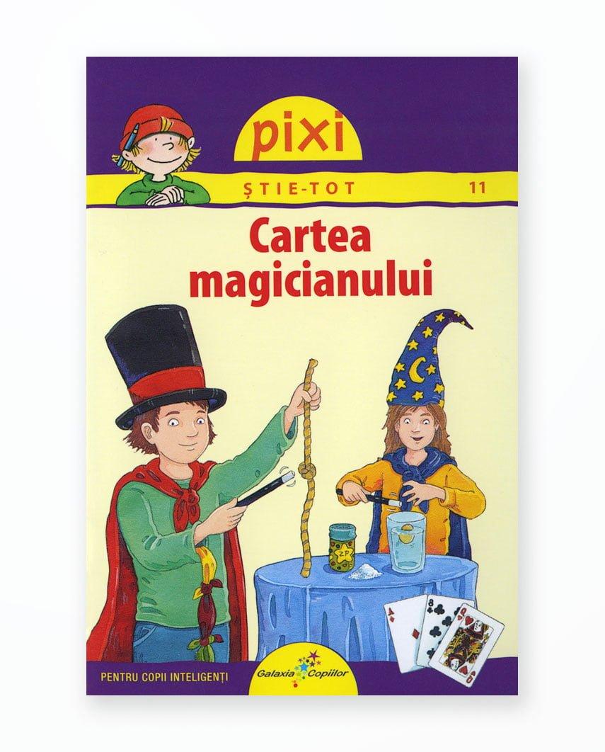 Cartea Magicianului - Pixi Stie-Tot