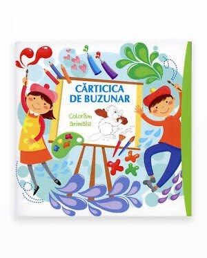 Coloram Animale - Carticica De Buzunar Vol. 1