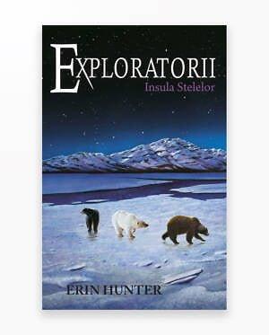 Insula Stelelor - Exploratorii Vol. 6