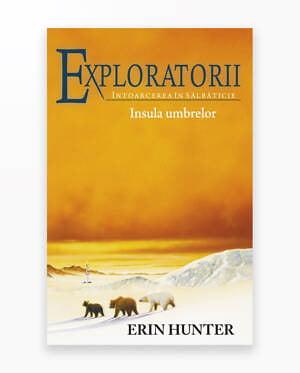 Insula Umbrelor - Exploratorii Vol. 7