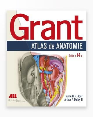 Grant - Atlas De Anatomie