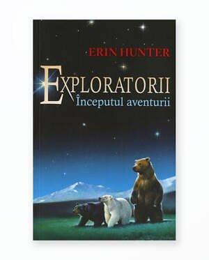 Inceputul Aventurii - Exploratorii Vol. 1