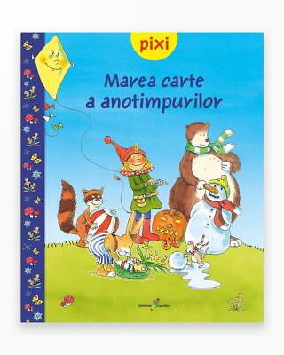 Marea Carte A Anotimpurilor - Pixi