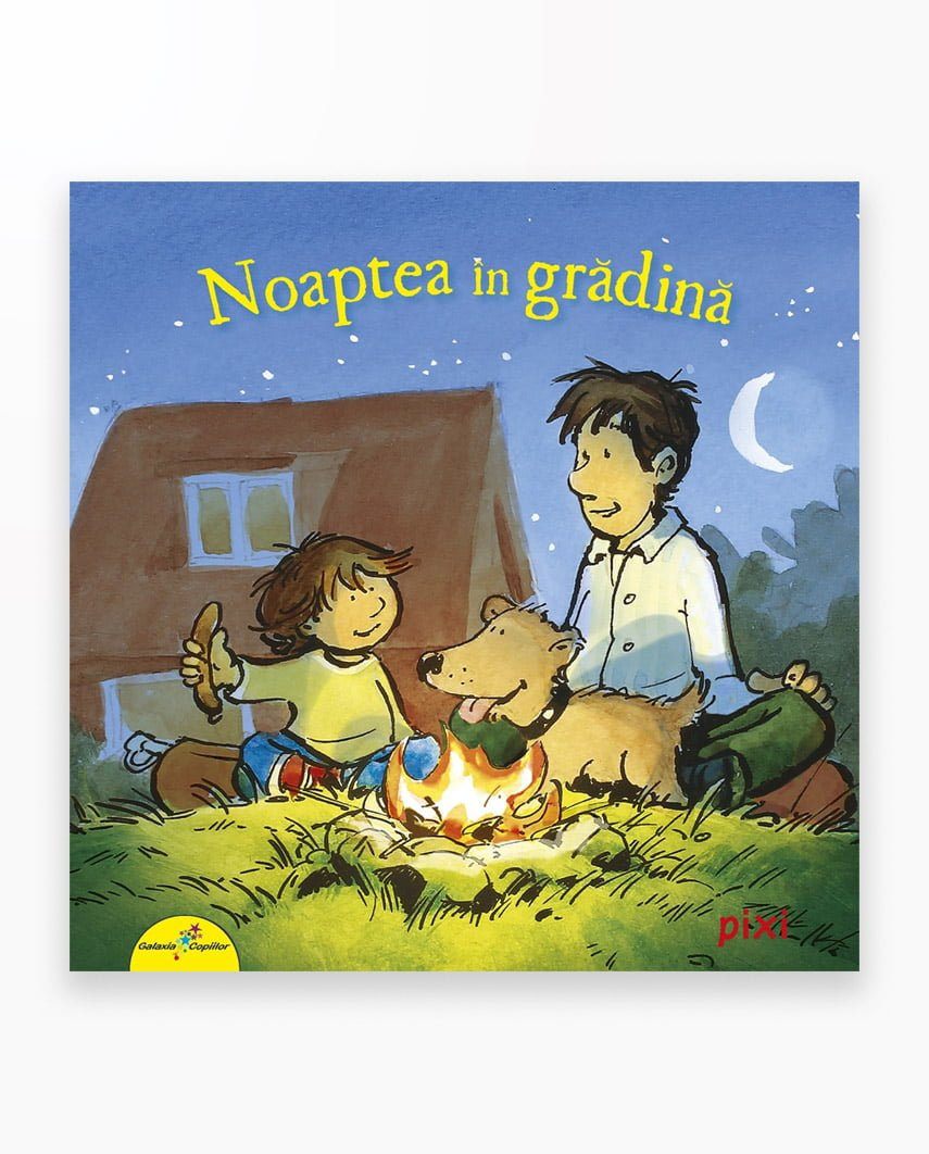 Noaptea In Gradina