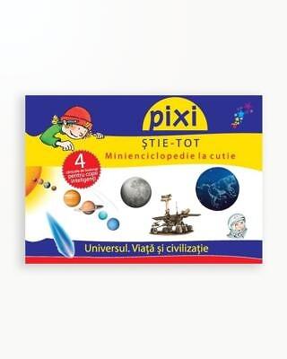 Universul. Viata Si Civilizatie - Pixi Stie-Tot Cutia 1