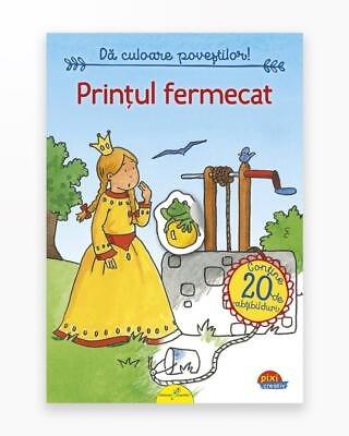 Printul Fermecat - Pixi Autocolant