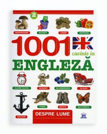 1001 Cuvinte In Engleza - Despre Lume