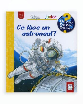 Ce Face Un Astronaut?