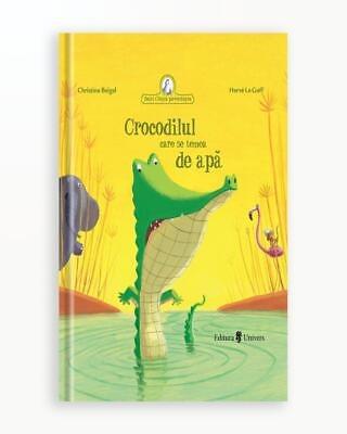 Crocodlul Care Se Temea De Apa
