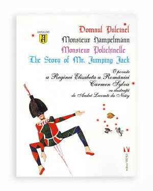 Domnul Pulcinel - O Poveste A Reginei Elisabeta